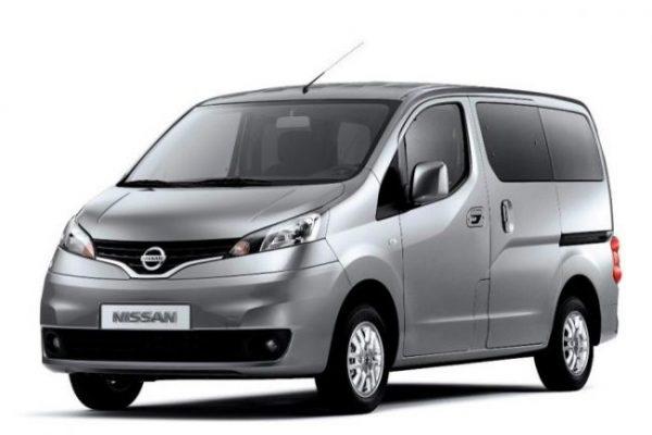 Nissan Evalia 1500cc