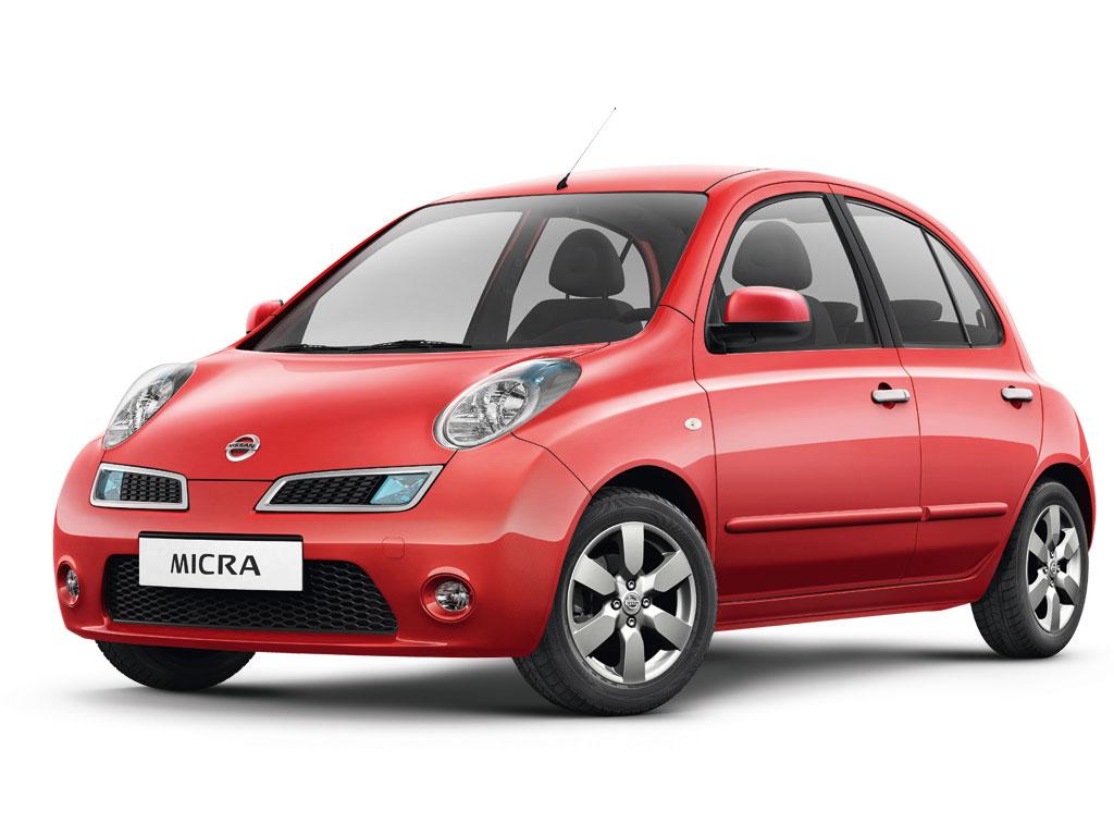Nissan micra 1200cc